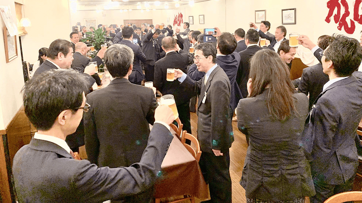 経営者向け異業種交流会|守成クラブ横浜会場